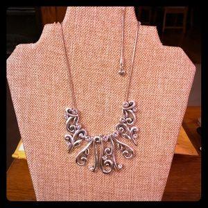 Brighton Concerto heart necklace